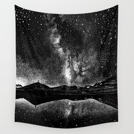 So long and goodnight Wall Tapestry