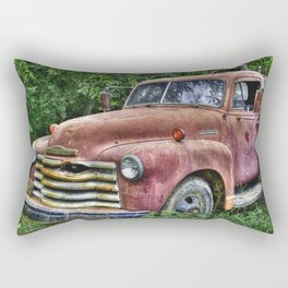 Old Chevy Truck Rectangular Pillow