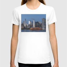 NYC and Staten Island Ferry T-shirt