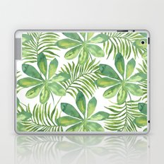 Tropical Branches Pattern 01 Laptop & iPad Skin