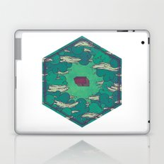 Away from Everything Laptop & iPad Skin