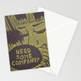 It's Not a Compliment #4 Stationery Cards