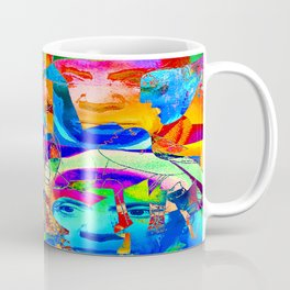 Pop Picasso Coffee Mug