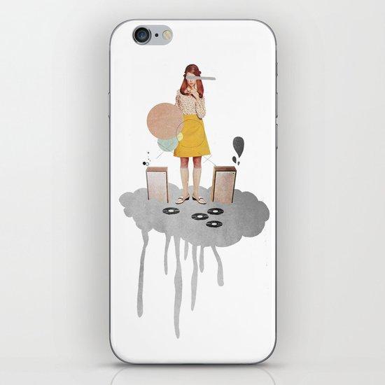ON / ...   Collage iPhone & iPod Skin