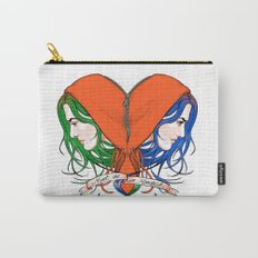 Clementine's Heart Carry-All Pouch