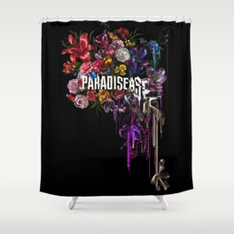 paradise.corrupt_ Shower Curtain