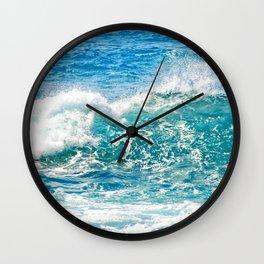 Kashmir Blue Sapphire Wall Clock