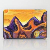 scott pilgrim iPad Cases featuring Pilgrim by Olga_Kh