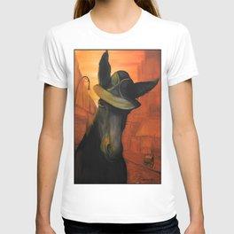 Don Key Leone T-shirt