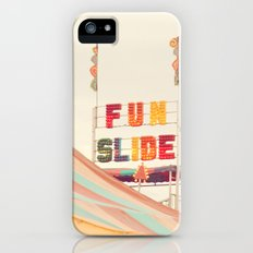 Fun Slide iPhone (5, 5s) Slim Case