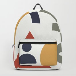 Desert Map Backpack