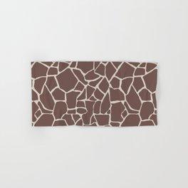 Brown Elephant Hand & Bath Towel