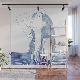 Erato Wall Mural
