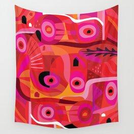 Rosa Mexicana Wall Tapestry