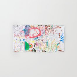 Children's art Hand & Bath Towel
