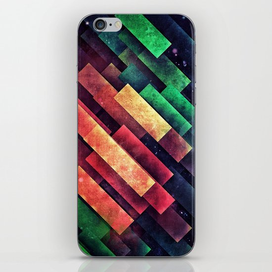 clyryty iPhone & iPod Skin