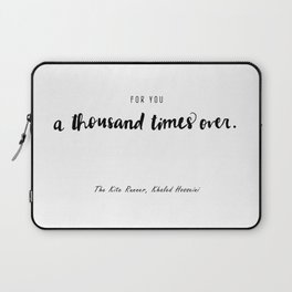 The Kite Runner Laptop Sleeve