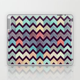 Glitter Chevron III Laptop & iPad Skin