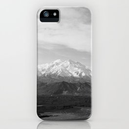 Mt McKinley iPhone Case