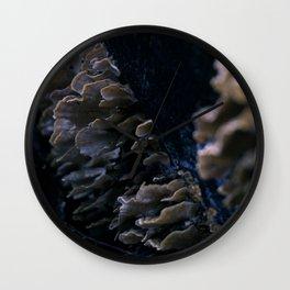 Shrooms Wall Clock