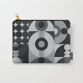 Geometry Games V / Black Palette Carry-All Pouch