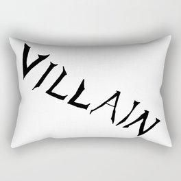 Villain Rectangular Pillow