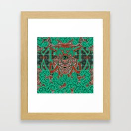 DMT Visuals Framed Art Print