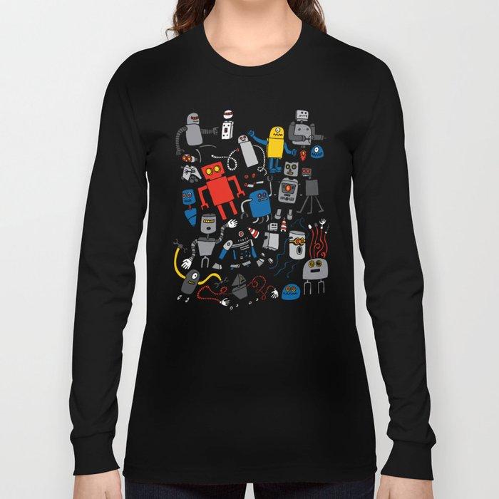 ROBOTS! Long Sleeve T-shirt