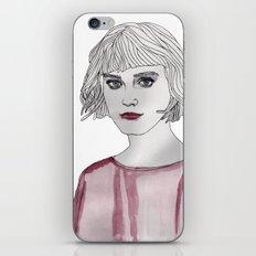 Pastel Girl 3 iPhone & iPod Skin