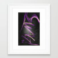 swag Framed Art Prints featuring Swag by Adam Subasic