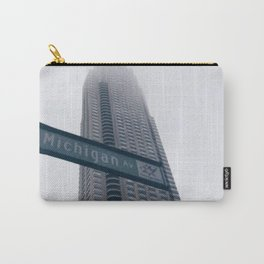 Michigan Ave Carry-All Pouch
