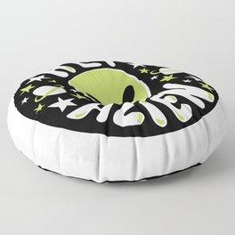 Hep Alien Floor Pillow