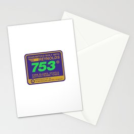 Reynolds 753, Enhanced Stationery Cards