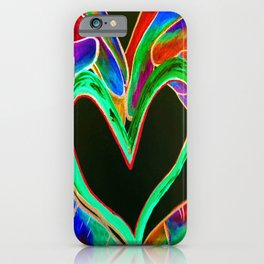 Universal Sign for LOVE iPhone Case