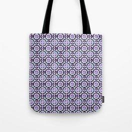 Floor Series: Peranakan Tiles 94 Tote Bag