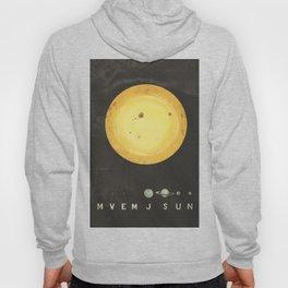 Planetary Arrangement Hoody