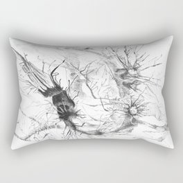 forest flower Rectangular Pillow