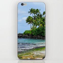 Laniakea (Turtle)  Beach - North Shore, Oahu, Hawaii iPhone Skin