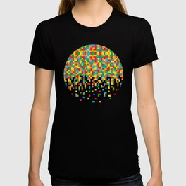Pixel Chaos T-shirt