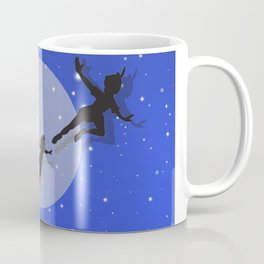 Peter Pan Magical Night Coffee Mug