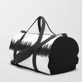 Winter Woods Duffle Bag