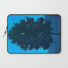 Rene Magritte - Le Seize Septembre - 1956 Moon Through Tree Surrealism Laptop Sleeve