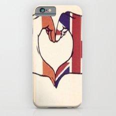 One Direction Inspired UK/Irish Love Heart Slim Case iPhone 6s