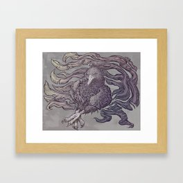 Flagrance Framed Art Print