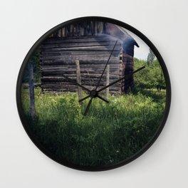 Homestead Wall Clock