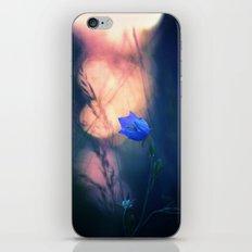 Time fades away iPhone & iPod Skin