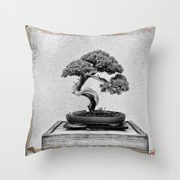 Deformity Reified Throw Pillow