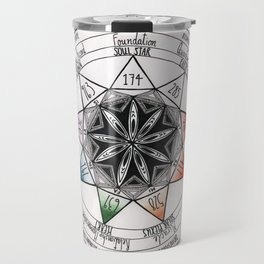 SOLFEGGIO SCALE HARMONY Travel Mug