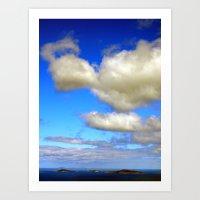 Frenchman Peak, Western Australia (P2098451) Art Print