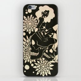 """""""I Give Life, Not Death"""" iPhone Skin"""